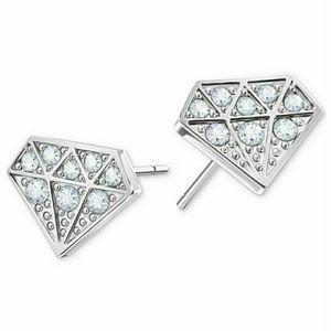 🆕️Swarovski Geometric Crystal Stud Earrings